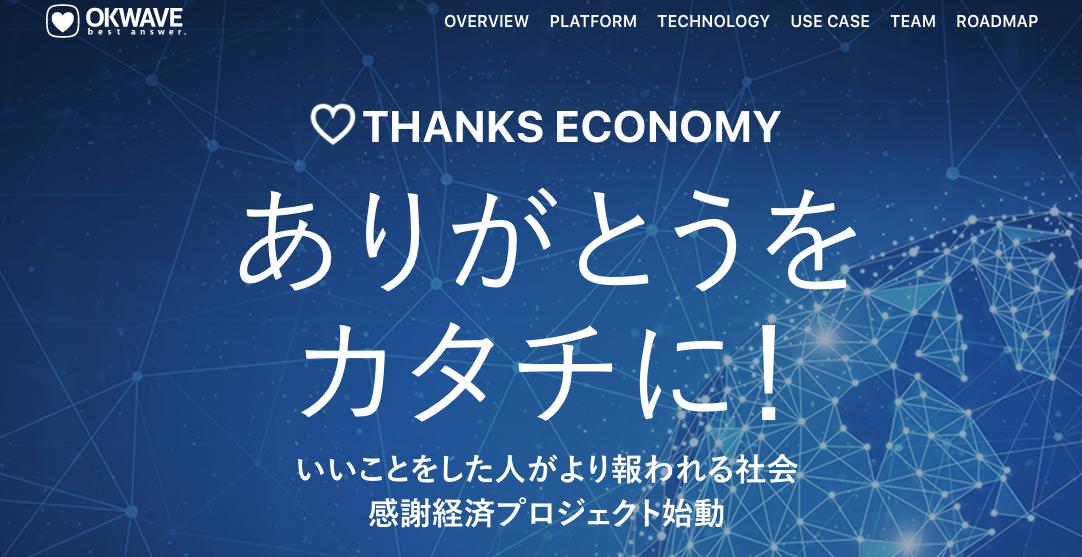 感謝経済プラットフォーム